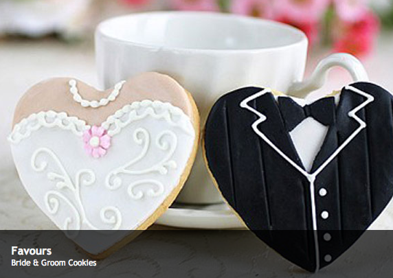 Wedding Favours | SugarBliss Cake Company