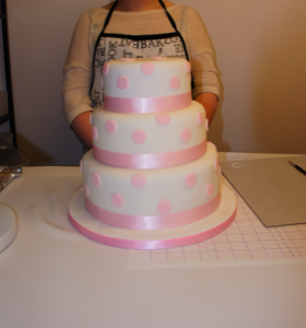 wedding cake courses