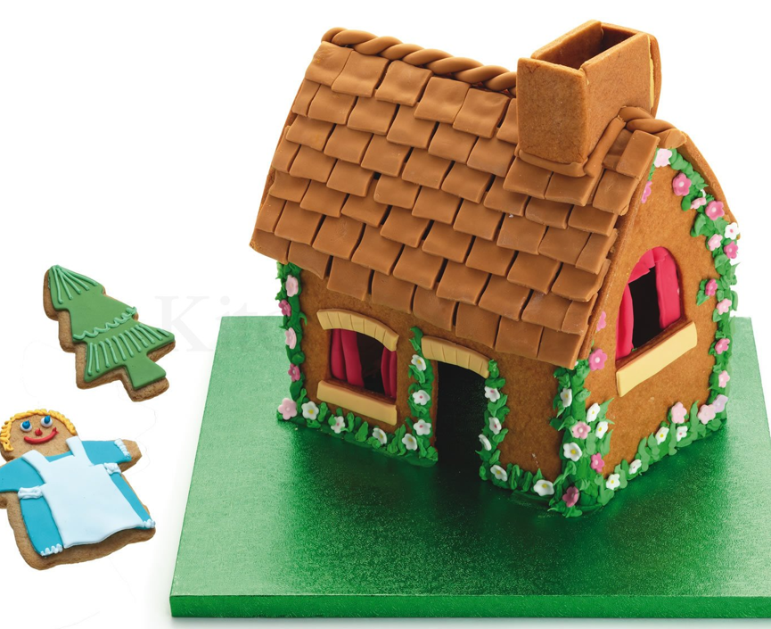 ginger-bread-house-set
