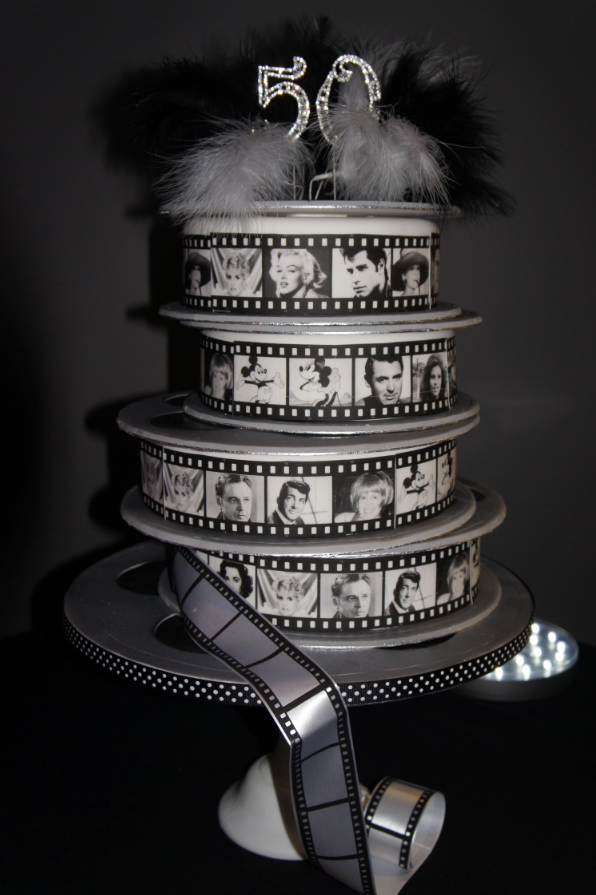 Film Star Camera Roll Cake Sugarbliss Cake Company