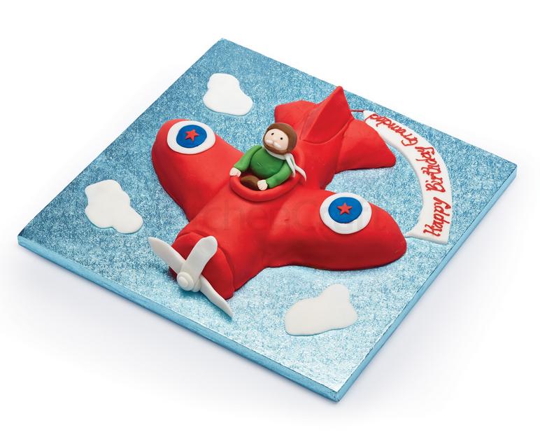 plane-cake