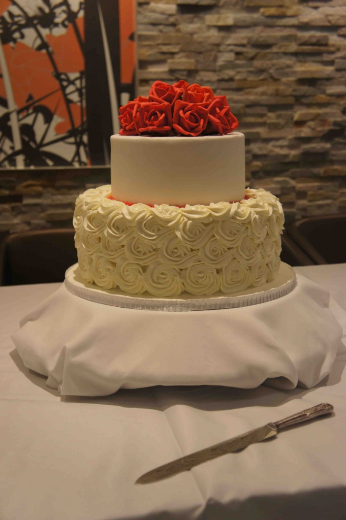 Eggless Wedding Cakes
