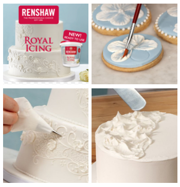 Ready Made Cake Decorations Uk : ready-made-royal-icing SugarBliss Cake Company