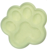 paw cake mould