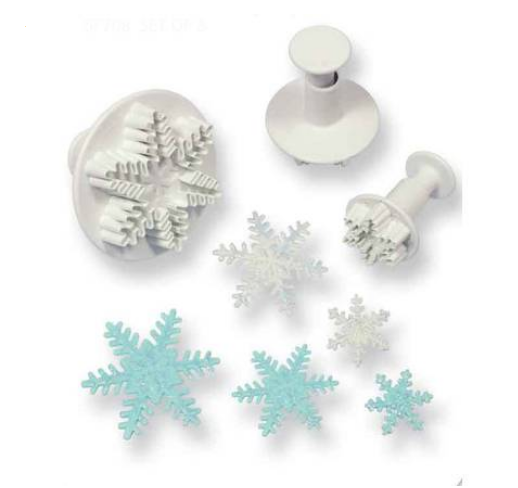 snowflake cutters