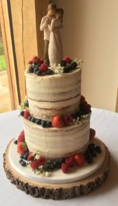 semi-naked-wedding-cake
