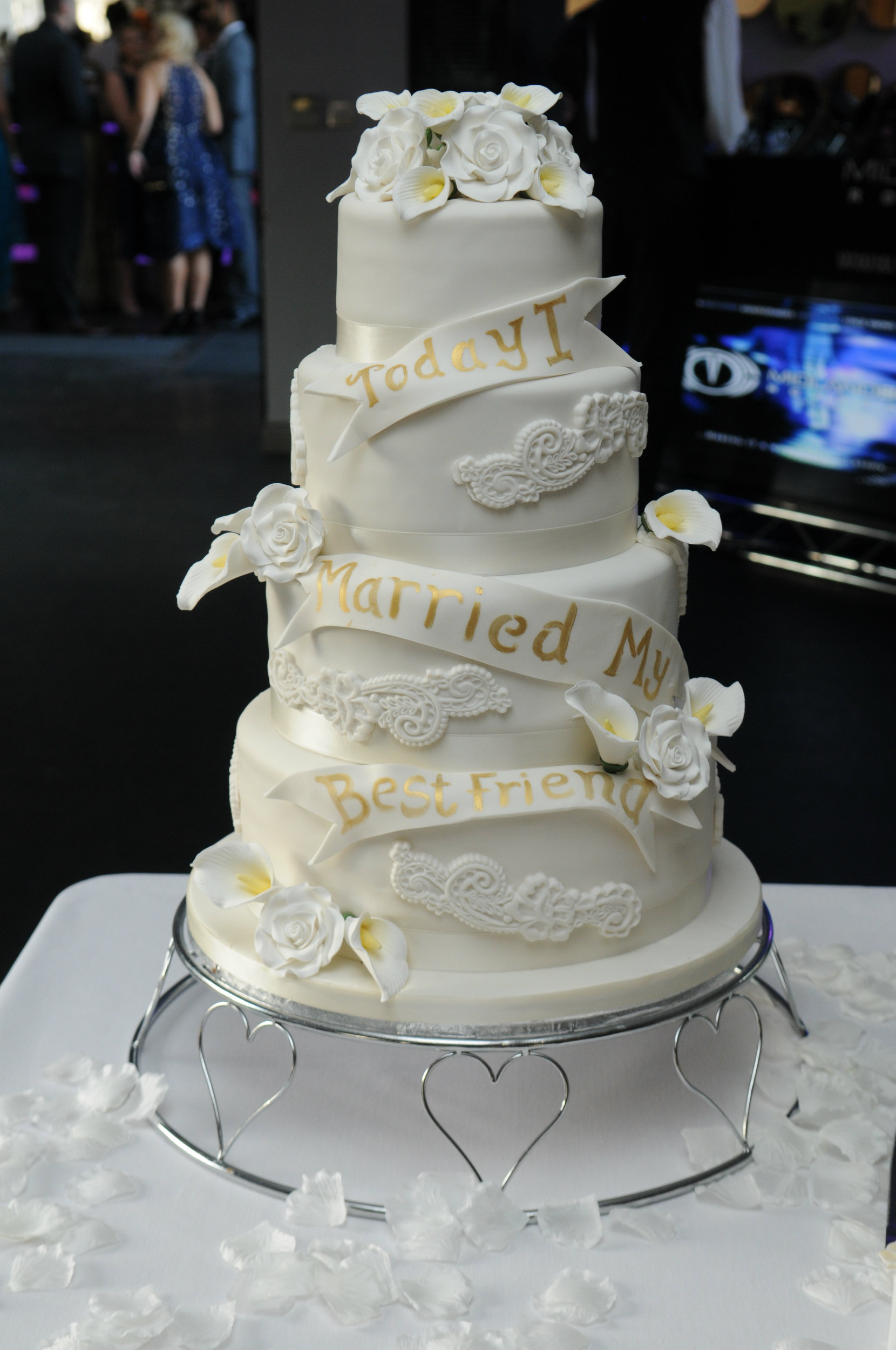 wedding cake solihull