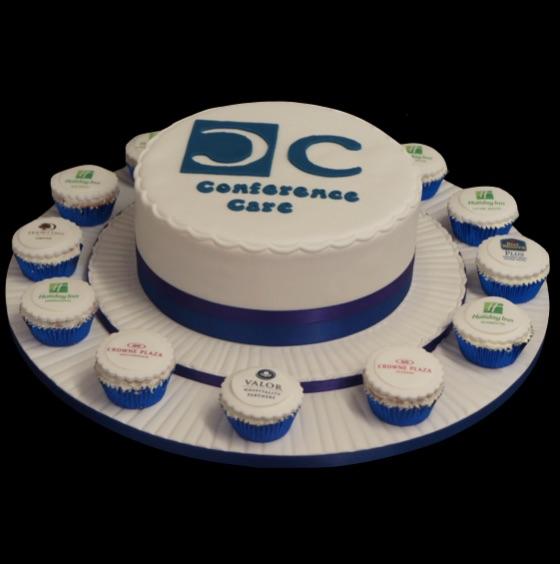Corporate Cakes Bespoke Corporate Cakes Sugarbliss