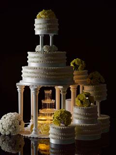 Made To Your Individual Specification Bespoke Wedding Cake Showcase