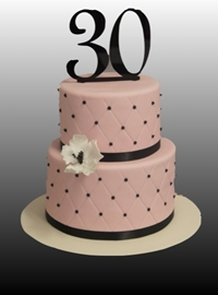 30th Birthday Cake Cakes For Her Pictures Gallery