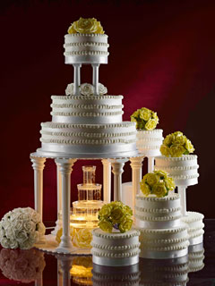 water fountain wedding cake cake competitions sugarbliss cake company 21676